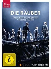 Die Räuber, DVD
