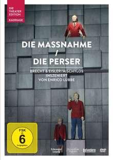 Die Massnahme / Die Perser, DVD