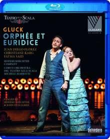 "Christoph Willibald Gluck (1714-1787): Orpheus & Eurydike (Pariser Version ""Orphee et Eurydice""), Blu-ray Disc"