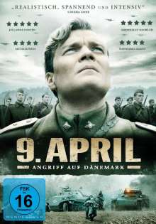 9. April - Angriff auf Dänemark, DVD