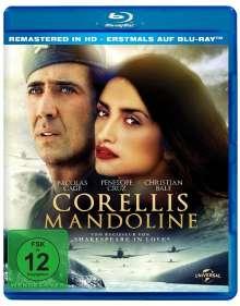 Corellis Mandoline (Blu-ray), Blu-ray Disc