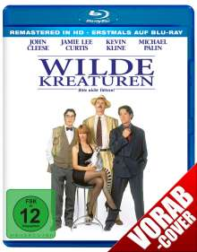 Wilde Kreaturen (Blu-ray), Blu-ray Disc