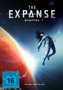The Expanse Staffel 1, 3 DVDs