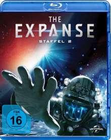The Expanse Staffel 2 (Blu-ray), 3 Blu-ray Discs