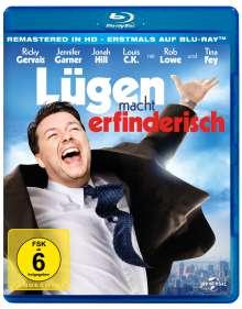 Lügen macht erfinderisch (Blu-ray), Blu-ray Disc