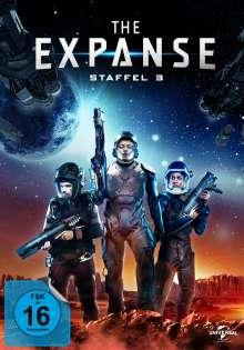 The Expanse Staffel 3, 4 DVDs