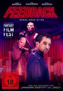 Feedback, DVD