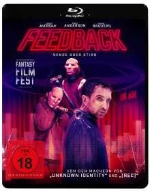Feedback (Blu-ray), Blu-ray Disc