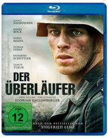 Der Überläufer (Blu-ray), Blu-ray Disc