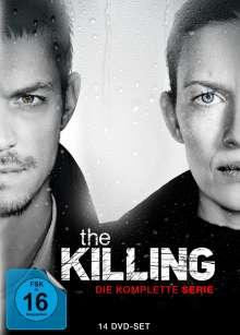 The Killing (Komplette Serie), 14 DVDs