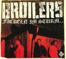 Broilers: Fackeln im Sturm..., CD