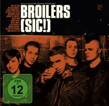 Broilers: (sic!) (Limited-Deluxe-Edition), 1 CD und 1 DVD