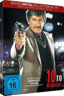 10 to Midnight (Blu-ray im FuturePak), Blu-ray Disc
