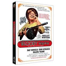 Bloody Mama (Blu-ray & DVD im Mediabook), 1 Blu-ray Disc und 1 DVD