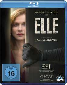 Elle (Blu-ray), Blu-ray Disc