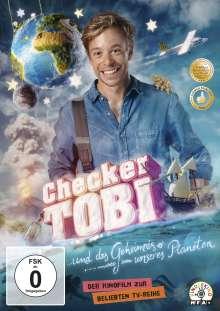 Checker Tobi und das Geheimnis unseres Planeten, DVD