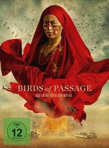 Birds of Passage - Das grüne Gold der Wayuu (Blu-ray & DVD im Mediabook), 1 Blu-ray Disc und 1 DVD