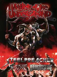 Masters Of The Underground - Live, DVD