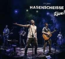 Hasenscheiße: 11 1/2 Jahre Hasenscheiße Live!, CD