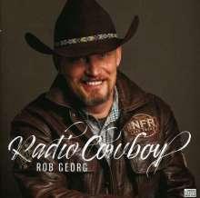 Rob Georg: Radio Cowboy, CD