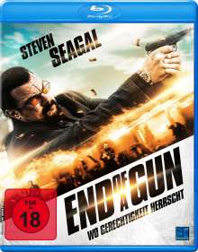 End of a Gun (Blu-ray), Blu-ray Disc