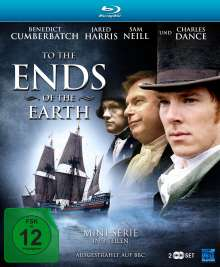 To the Ends of the Earth (Blu-ray), 2 Blu-ray Discs