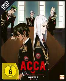 ACCA: 13 Territory Inspection Dept. Vol. 2, DVD