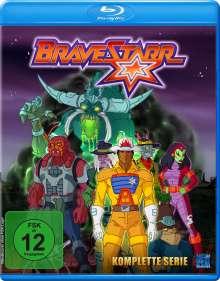 BraveStarr (Komplette Serie) (Blu-ray), Blu-ray Disc