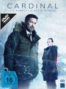Cardinal Staffel 1, 2 DVDs