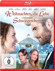 Weihnachten, die Liebe und meine Schwiegereltern (Blu-ray), Blu-ray Disc