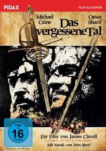 Das vergessene Tal, DVD