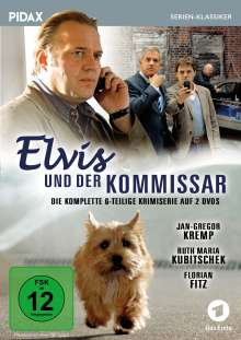 Elvis und der Kommissar (Komplette Serie), 2 DVDs