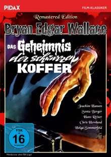 Das Geheimnis der schwarzen Koffer, DVD