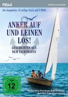 Anker auf und Leinen los! - Geschichten aus dem Yachthafen (Komplette Serie), 2 DVDs