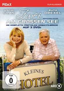 Zwei am grossen See (Komplette Serie), 3 DVDs