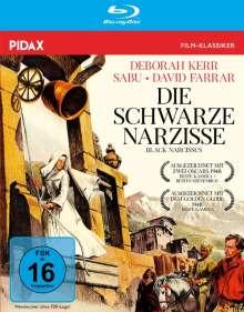 Die schwarze Narzisse (Blu-ray), Blu-ray Disc