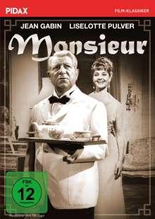 Monsieur, DVD