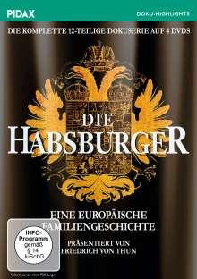 Die Habsburger - Eine europäische Familiengeschichte, DVD