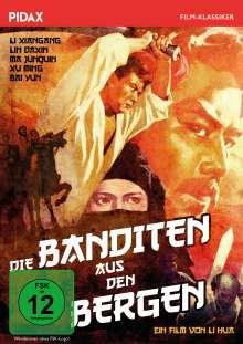 Die Banditen aus den Bergen, DVD