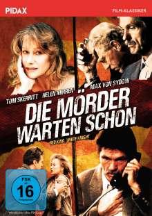 Die Mörder warten schon, DVD
