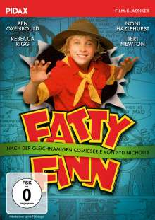 Fatty Finn, DVD