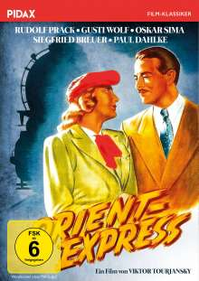 Orient-Express (1944), DVD