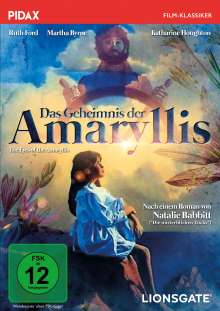 Das Geheimnis der Amaryllis, DVD