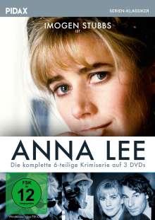 Anna Lee (Komplette Serie), 3 DVDs