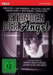 Stunden der Angst, DVD