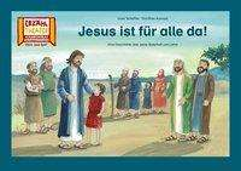 Dorothea Ackroyd: Kamishibai: Jesus ist für alle da!, Diverse