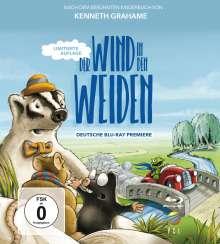 Der Wind in den Weiden (Blu-ray im Mediabook), Blu-ray Disc
