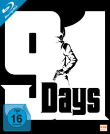 91 Days (Gesamtedition) (Blu-ray), 3 Blu-ray Discs