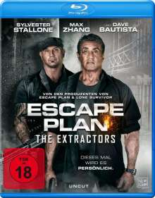 Escape Plan 3: The Extractors (Blu-ray), Blu-ray Disc
