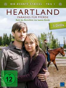 Heartland - Paradies für Pferde Staffel 10 Box 1, 3 DVDs